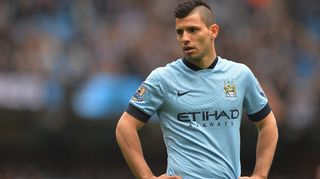 Sergio Agüero, Manchester Cityn maalipyssy
