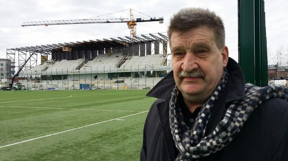 Stadion nousee