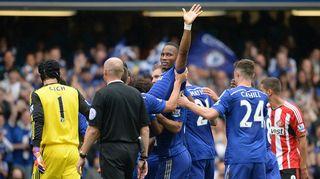 Didier Drogba jättää jäähyväiset Chelsean kotiyleisölle