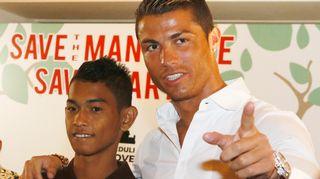 Martunis ja Ronaldo
