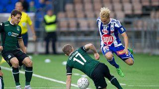 HJK:n Matti Klinga