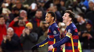 Video: Messi ja Neymar juhlivat voittoa