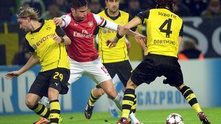 Video: Arsenal ja Dortmund vastakkain.