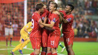 Video: Liverpool juhlii.