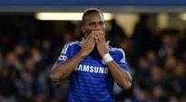 Didier Drogba osui pitkästä aikaa
