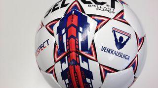 Veikkausliigan virallinen pelipallo