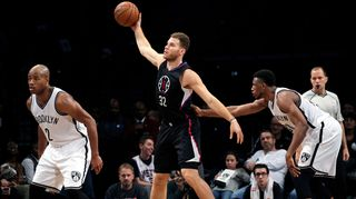 LA Clippersin Blake Griffin.
