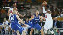 Video: USA pyörittää peliä Suomea vastaan.