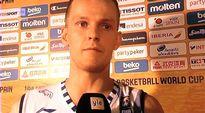 Video: Mikko Koivisto koripallon MM-kisoissa 2014