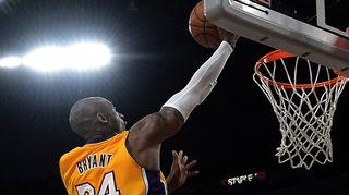 Los Angeles Lakersin Kobe Bryant.