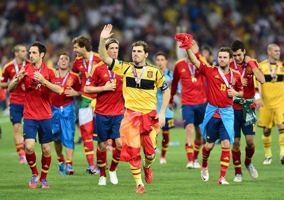 Espanja Jalkapallo