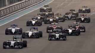 Abu Dhabin osakilpailu 2014.