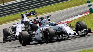 Valtteri Bottas Felipe Massa