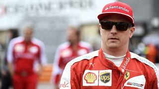 Kimi Räikkönen.