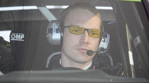 Jari-Matti Latvala kuvassa