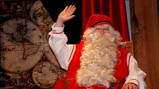 Rovaniemi Joulupukki