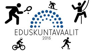 Eduskuntavaalit logo