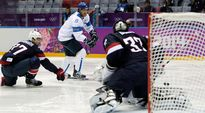 Teemu Selänne 1-0 Suomi USA