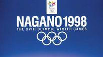 Naganon olympialaisten juliste