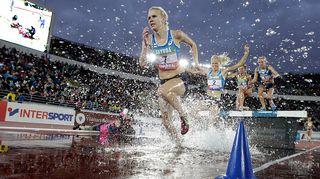 Sandra Eriksson kuvassa