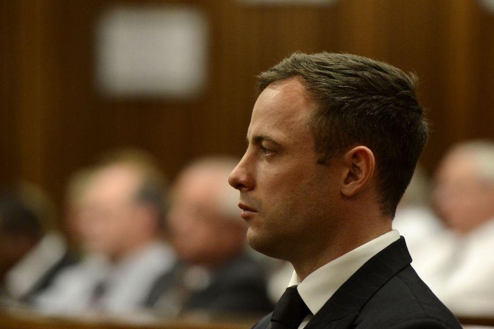 Oscar Pistorius oikeudessa. - oscar_pistorius