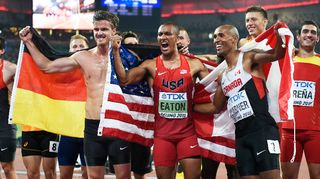 Video: Ashton Eaton