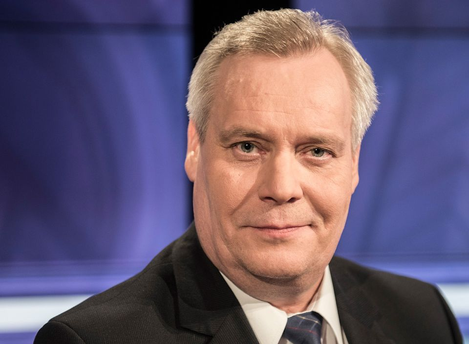 Antti Rinne Seppo Juhani Rinne