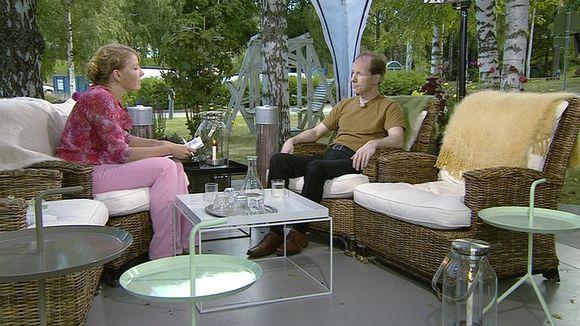 Video: THL:n ylilääkäri Timo Partonen Aamu-tv:n vieraana.