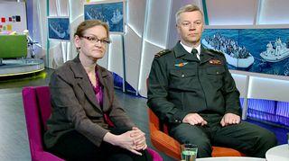 Video: Leena Kumpulainen ja Ilkka Laitinen.