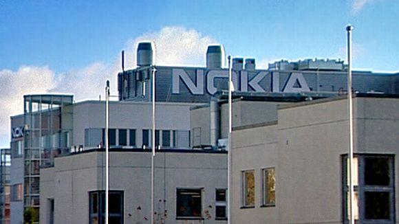 Nokian toimipiste Hervannassa