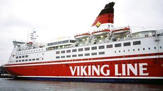 Viking Linen matkustajalaiva Isabella.