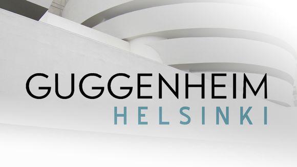 Guggenheim-grafiikka.