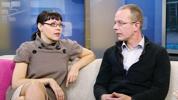 Video: Sonja Kangas ja Koopee Hiltunen