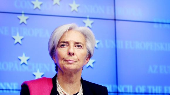 Video: Christine Lagarde