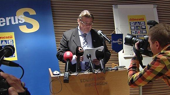 Video: Timo Soini.