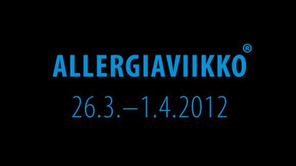 Allergiaviikko 26.3-1.4.2012.