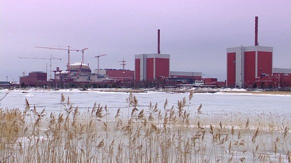 The Olkiluoto nuclear power plant