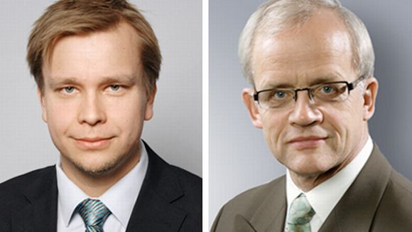 Antti Kaikkonen & Jukka Vihriälä