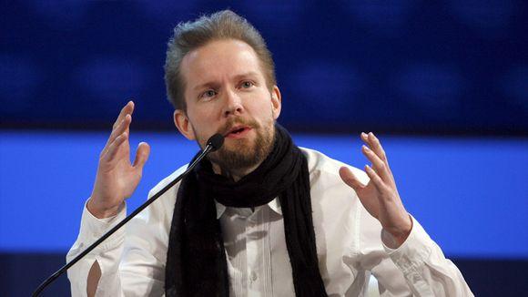 Filosofi Pekka Himanen.