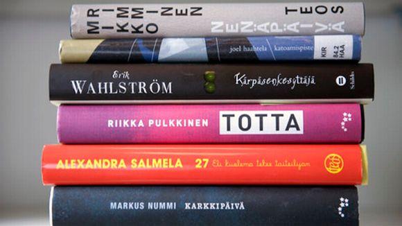 Finlandia-ehdokaskirjat.
