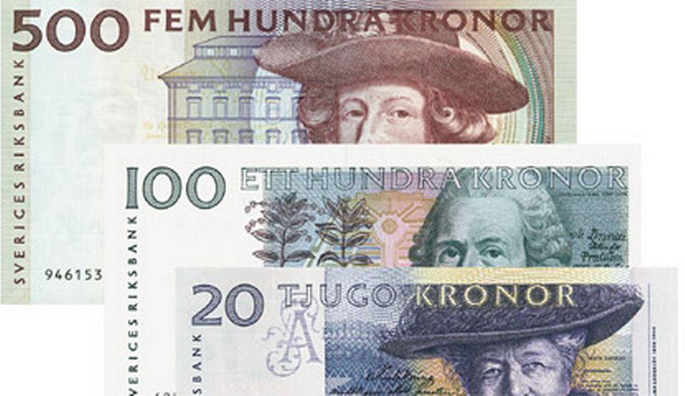 Ruotsin Kruunu Euroiksi