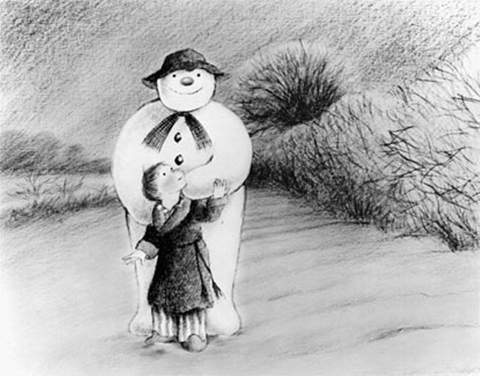 Lumiukko Animaatio