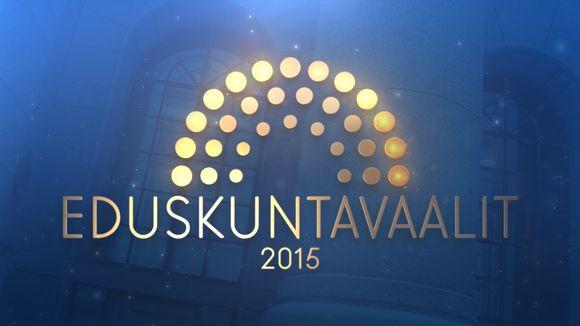 Eduskuntavaalit 2015 logo