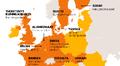 Eurokriittiset puolueet Eurovaaleissa 2014.