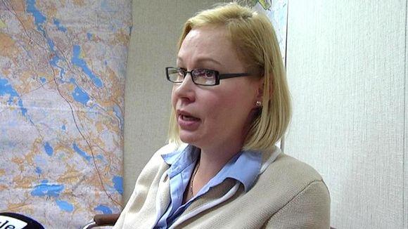 Hattulan kunnanjohtaja Heidi Rämö