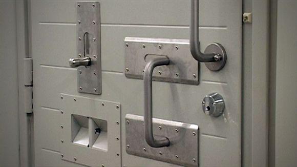 Sellin ovi Riihimäen vankilassa