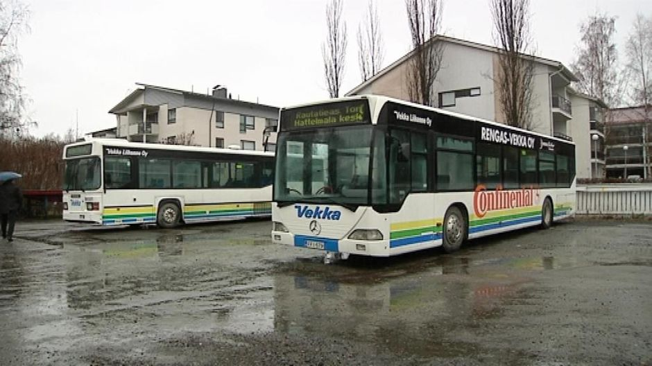 Kuopio Jyväskylä Bussi