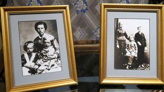 Jean Sibeliuksen syntymäkodissa esillä lapsuuskuvia.