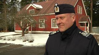 Poliisikoiralaitoksen johtaja Pekka Kokkonen