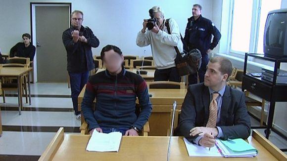 Irakilaismies oikeudessa Hämeenlinnassa